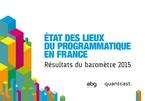Etat des lieux du Programmatique en France [...]