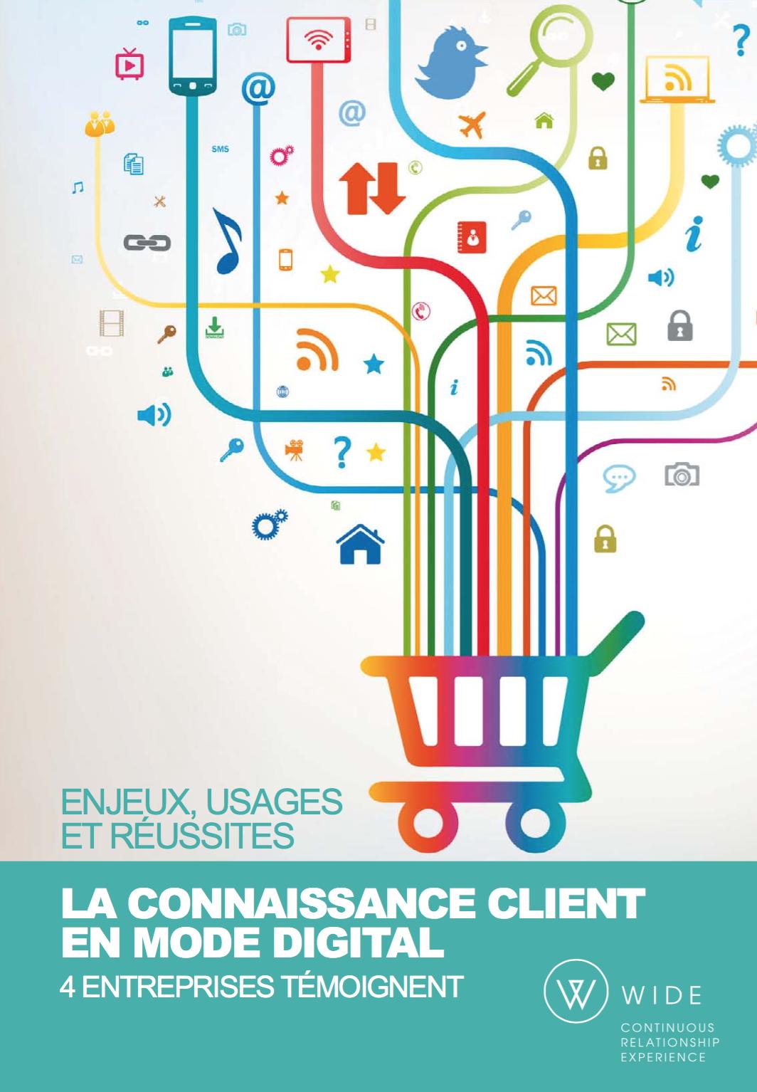 La connaissance client en mode digital