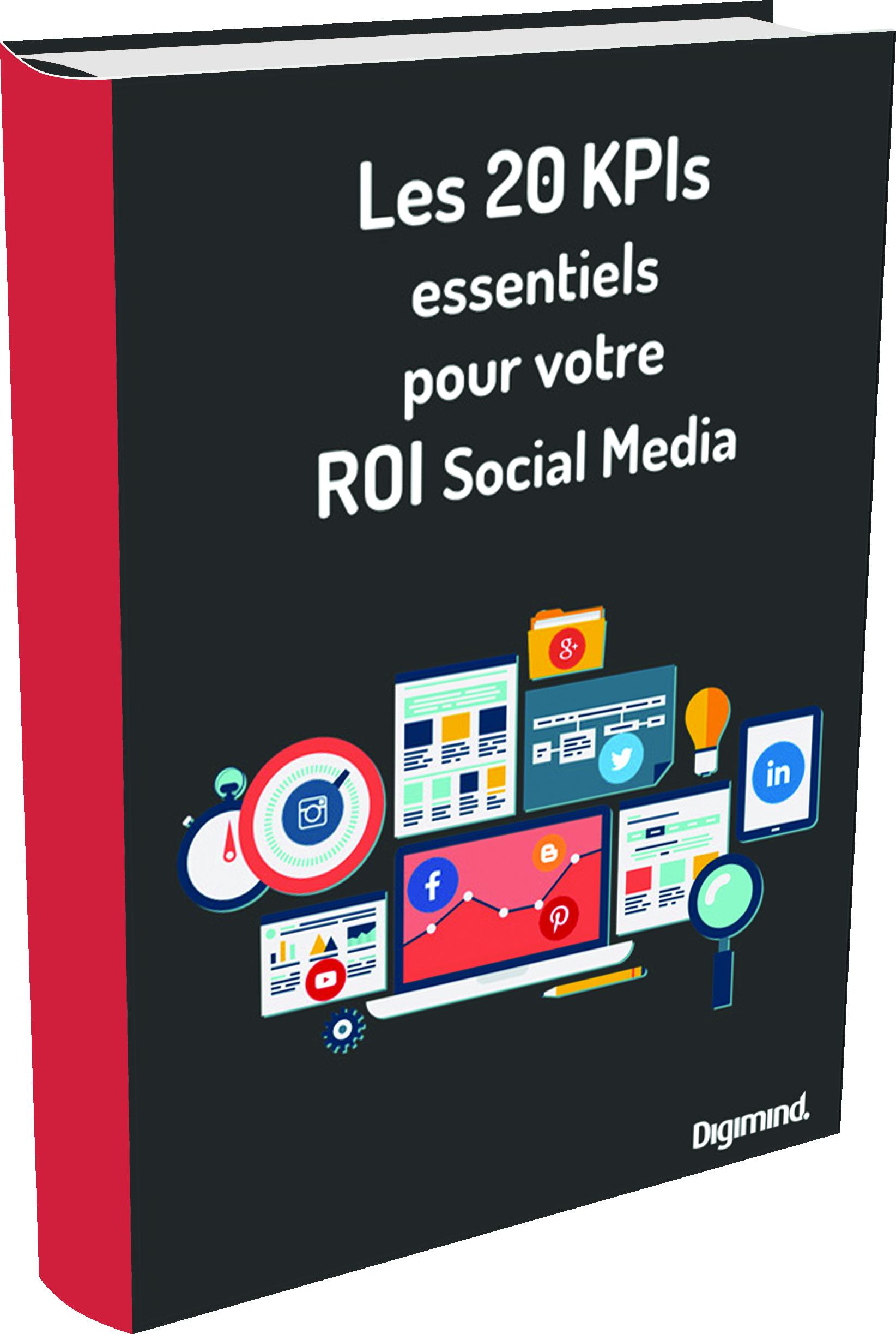 20 KPIS essentiels pour votre ROI Social [...]