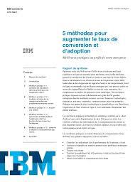 5 méthodes pour augmenter le taux de conversion [...]