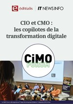 CIO et CMO : les copilotes de la transformation [...]
