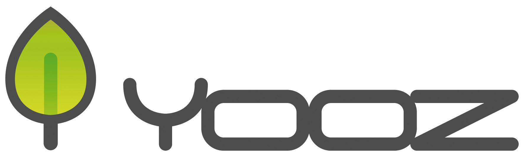 Yooz logo bordblanc 15cm rvb
